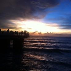 zachód na Sri Lance